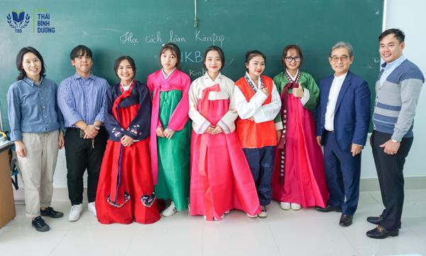 Học ngành Hàn Quốc ĐH Thái Bình Dương - Cơ hội học tập và làm việc với người bản xứ