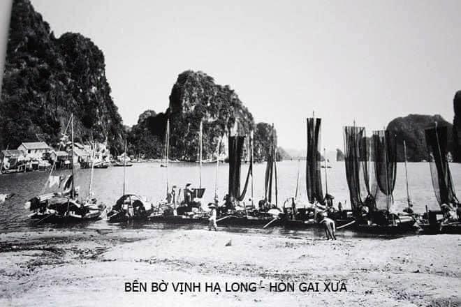 Xưa và nay ở những địa điểm không thể quên tại Hạ Long
