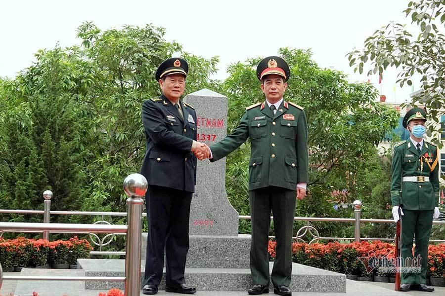 Việt - Trung vì đường biên giới hợp tác, phát triển, thịnh vượng