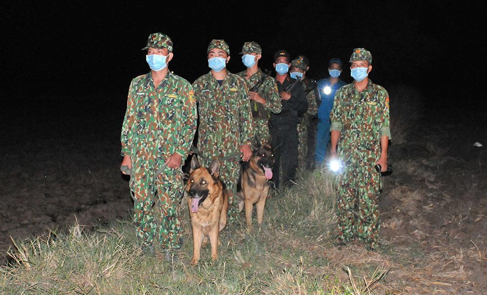 Các tỉnh miền Tây kiểm soát chặt biên giới, cảnh giác nguy cơ dịch bệnh