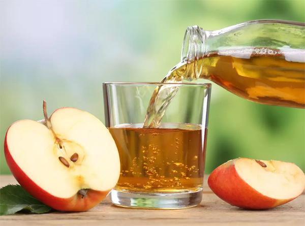 Giảm cân bằng giấm táo đơn giản nhưng cần cẩn thận