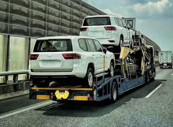 Chưa ra mắt, Toyota Land Cruiser thế hệ mới đã 'rò rỉ' hình ảnh