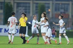 Cup bóng đá nữ quốc gia: Hà Nội I, Hà Nam giành vé bán kết sớm
