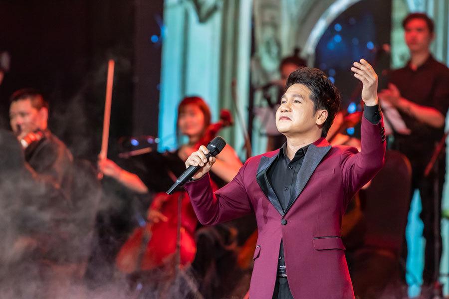 Trọng Tấn lần đầu song ca cùng con trai 16 tuổi học trường nhạc