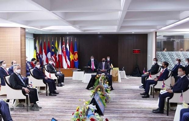 ASEAN Leaders' Meeting,Covid-19,ATCAF,Vietnam politics news