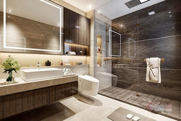 Cách 'biến' phòng tắm thành không gian thư giãn trong ngôi nhà hiện đại