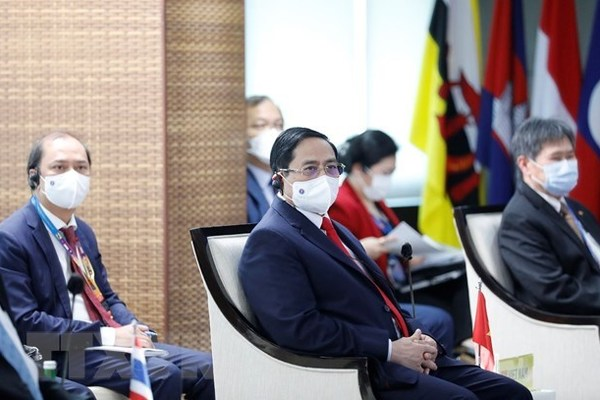 PM wraps up working trip to attend ASEAN Leaders' Meeting
