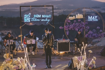 Da Lat emerges as new 'music tourism' centre