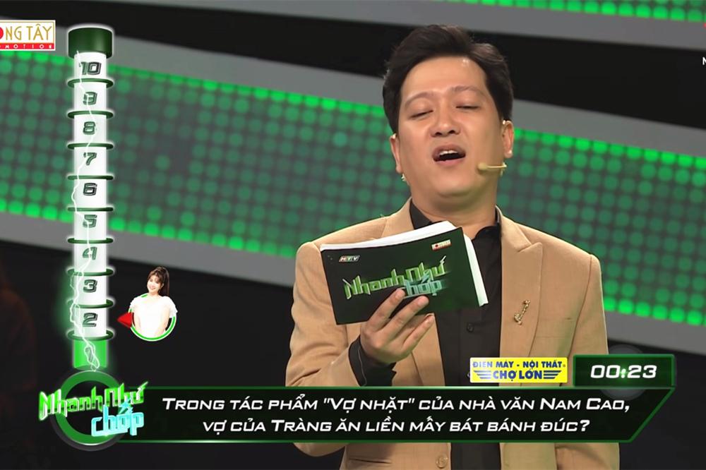 'Nhanh như chớp' nhầm lẫn nhà văn Kim Lân thành Nam Cao