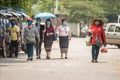 Thủ tướng Phạm Minh Chính thăm hỏi tình hình dịch Covid-19 tại Lào