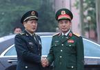 Lễ đón Bộ trưởng Quốc phòng Trung Quốc thăm Việt Nam