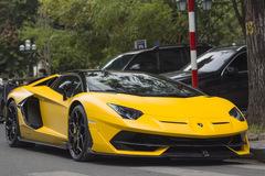Những chiếc Lamborghini hàng độc tại Việt Nam