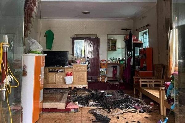 Điều tra vụ cháy khiến đôi tình nhân thương vong