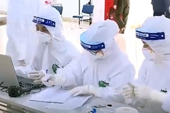 Ten Vietnamese returnees infected with SARS-CoV-2