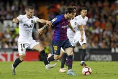 Lịch thi đấu bóng đá La Liga vòng 34: Barca gặp khó