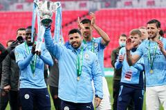 Man City lần thứ tư liên tiếp vô địch cúp Liên đoàn Anh