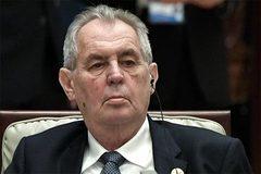 Tổng thống Séc phát biểu gây chấn động giữa căng thẳng với Nga