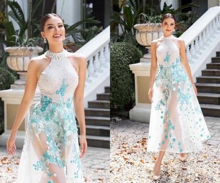Hồ Ngọc Hà gợi cảm diện váy bồng