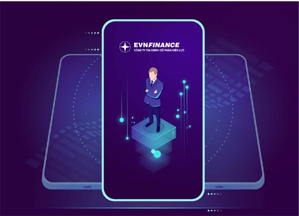 EVNFinance tận dụng công nghệ 4.0, nỗ lực chuyển đổi số suốt năm 2021