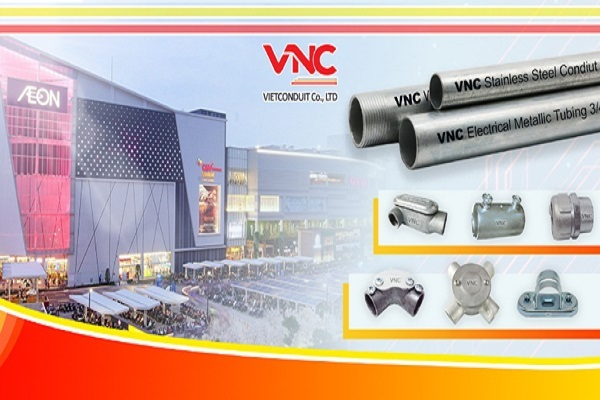 6 ưu điểm nổi trội của ống thép luồn dây điện Vietconduit