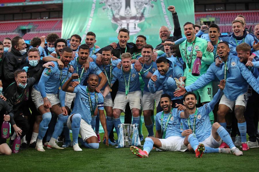 Man City giành League Cup: Mảnh ghép cho tham vọng mới