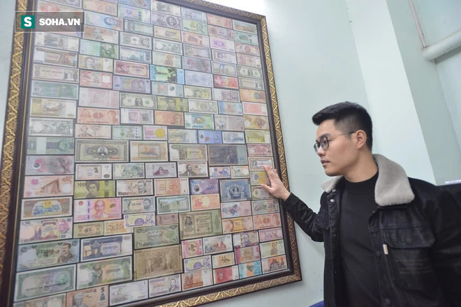banknote collection,vietnam economy,odd news,vietnam specialties
