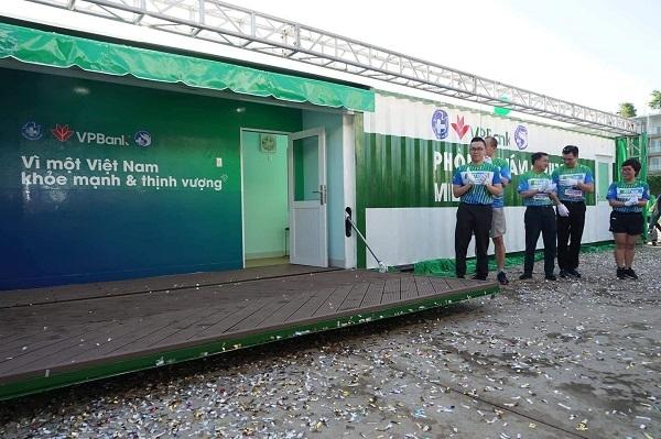 Ra mắt mô hình phòng khám lưu động miễn phí cho công nhân