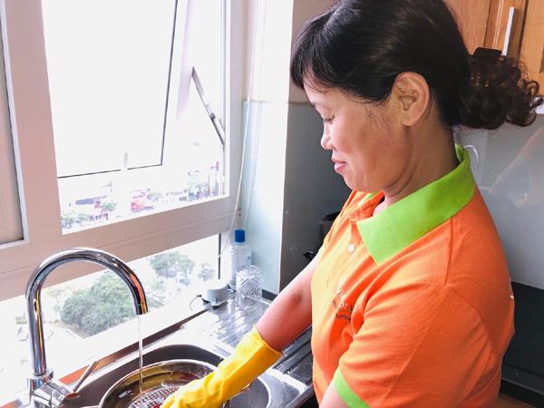 Ceo 7x tâm huyết xây dựng dịch vụ giúp việc chuyên nghiệp