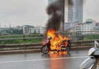 Honda SH bốc cháy giữa trời mưa: Ba điều cần nắm rõ