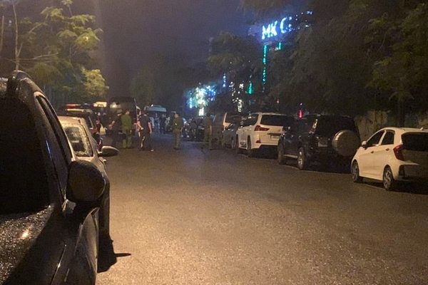 Triệt phá 'động' lắc lớn nhất Thái Bình, tạm giữ 300 dân chơi