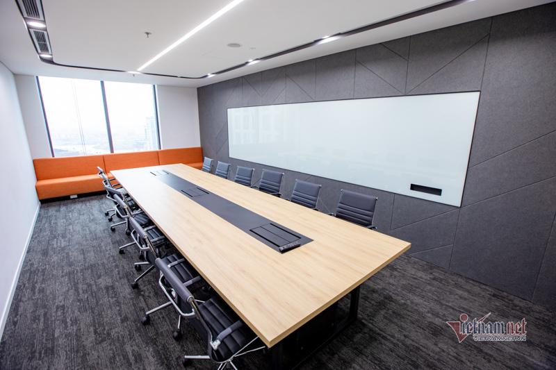 Có gì trong trụ sở mới đẹp như mơ của Tập đoàn công nghệ FPT?