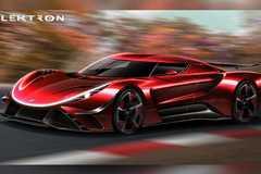 Xuất hiện siêu xe điện công suất và tốc độ 'khủng', giới hạn 99 chiếc