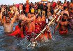 Sự kiện 'siêu lây nhiễm' góp phần gây thảm kịch Covid-19 ở Ấn Độ