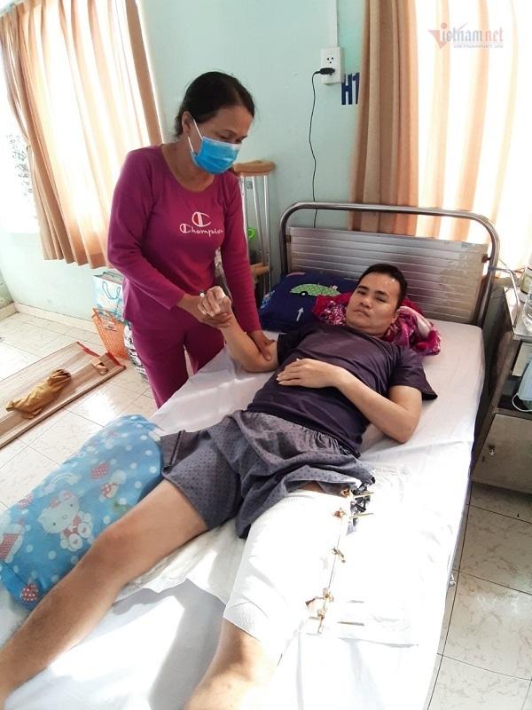 Bạn đọc ủng hộ anh Huỳnh Quốc Hùng gần 40 triệu đồng