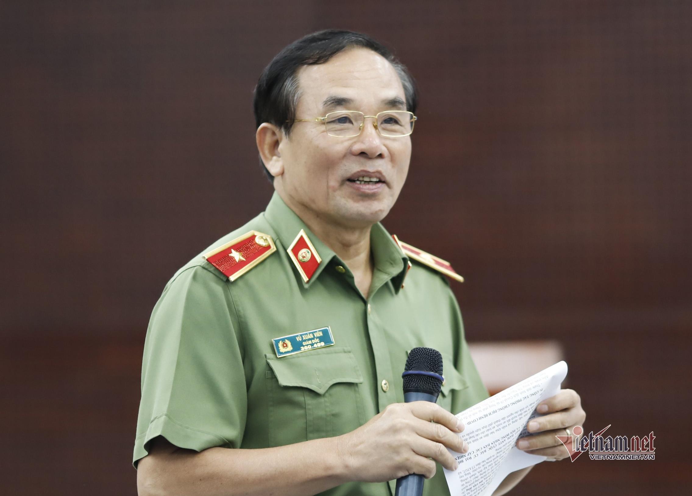 Giám đốc Công an Đà Nẵng nói về xử lý người nước ngoài nhập cảnh trái phép