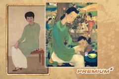 Tranh Việt hồi hương