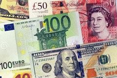 Tỷ giá ngoại tệ ngày 4/5: Fed lạc quan, USD suy yếu