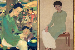 Vietnamese paintings return to homeland