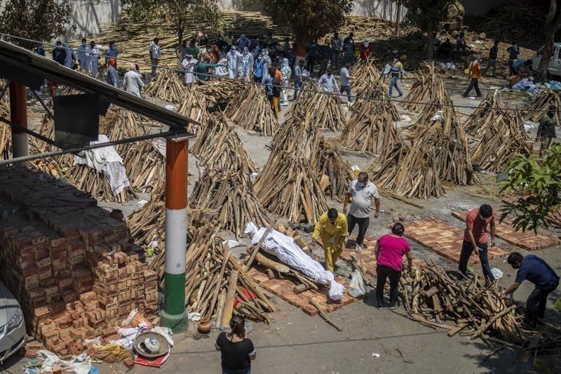 Ấn Độ: Từ hy vọng đến kỷ lục buồn của thế giới