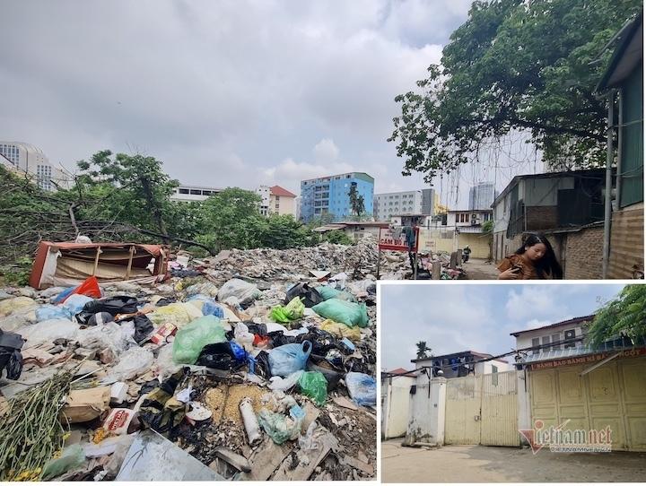 Dự án hơn thập kỷ 'nhùng nhằng' mặt bằng, Hà Nội xem xét báo cáo Thủ tướng