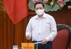 Thủ tướng Phạm Minh Chính yêu cầu người dân đeo khẩu trang