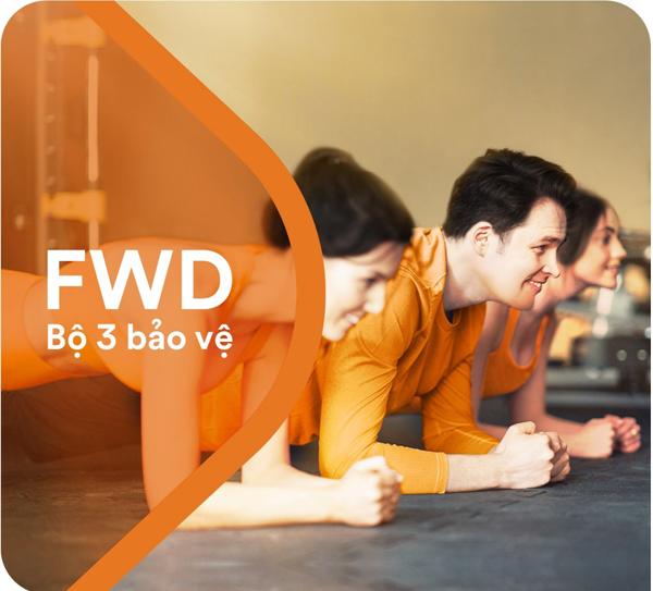 FWD ra mắt bảo hiểm trực tuyến cho 3 bệnh hiểm nghèo