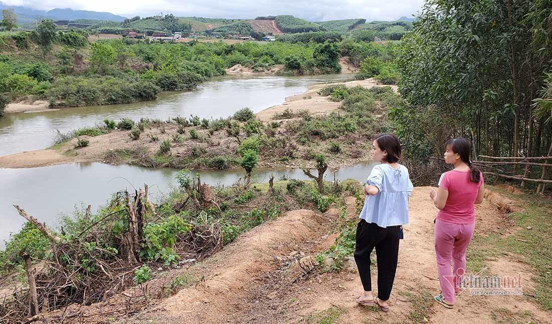 Giây phút nam sinh tử vong vì cứu 2 em nhỏ giữa ngã ba sông ở Nghệ An