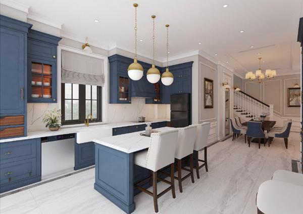 King Place Luxury Interior - chuyên gia thiết kế tuyệt phẩm không gian sống của riêng gia chủ