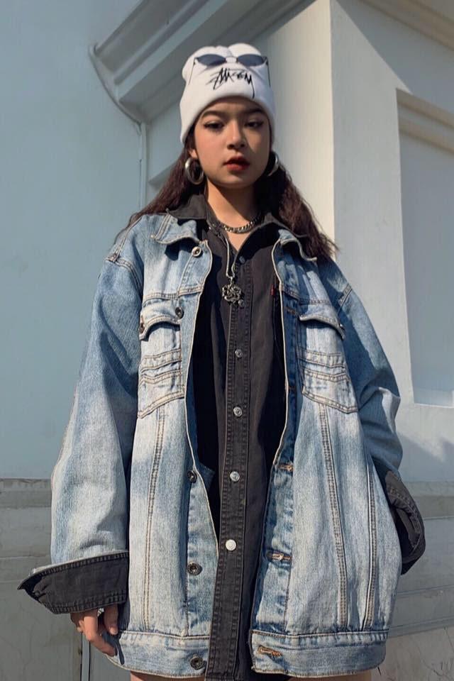 Con gái 16 tuổi sành điệu, cá tính của 'Vua bãi rác' Võ Hoài Nam