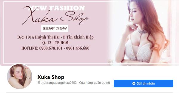Xuka Shop - địa chỉ mua sắm online được lòng giới trẻ