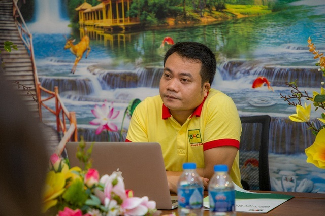 Hành trình từ thợ sửa xe thành giám đốc chuỗi hệ thống cầm đồ BFC Việt Nam