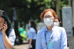 HCM City fines people without face masks