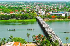 Thành phố Huế được mở rộng diện tích gấp 3,7 lần, dân số tăng gần gấp đôi