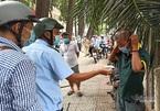 TP.HCM: Quận 1 ra quân chấn chỉnh người dân lơ là đeo khẩu trang